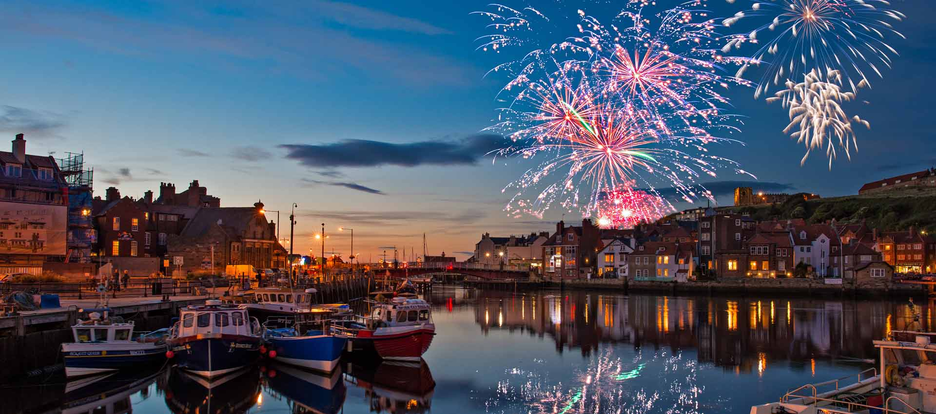 Whitby Fireworks