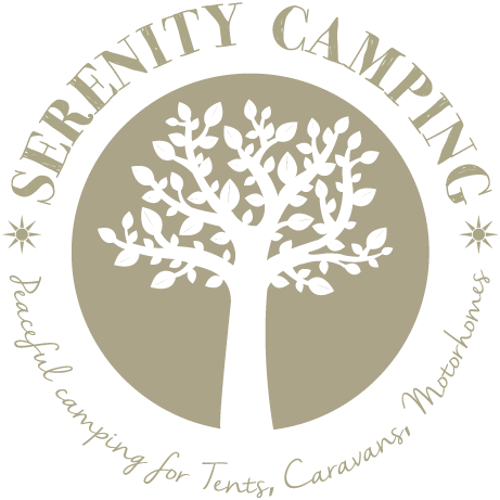 Serenity Camping: Peaceful Camping for Tents, Caravans & Motorhomes