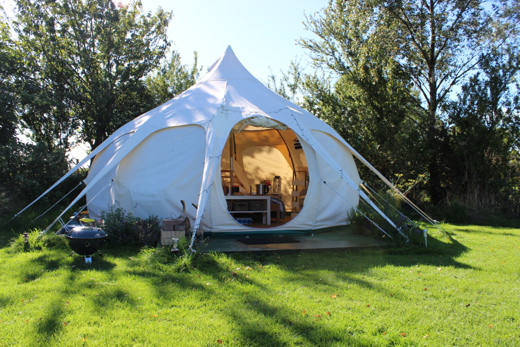 The Bell Tents Serenity Camping