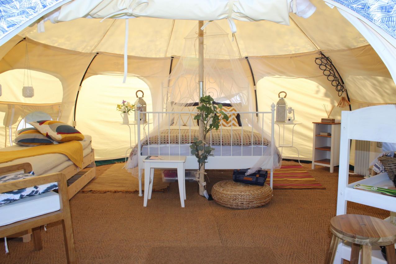 Holiday Rentals & Glamping • Serenity Camping, Whitby, Yorks
